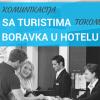 Komunikacija sa turistima tokom boravka u hotelu – rešenja pitanja za maturski ispit turističkih tehničara