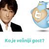 Zašto je popularni tviteraš važniji gost u hotelu  od Zdravka Čolića?