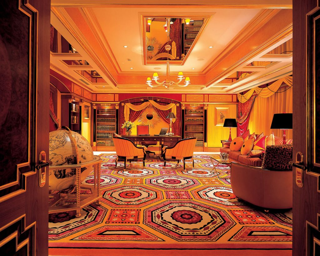 burj ala arab royal suite