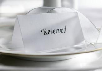 odeljenje za rezervacije