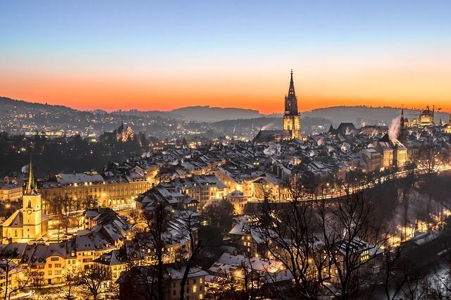 Bern, Švajcarska