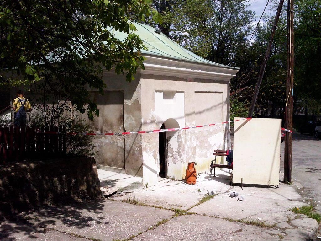 renoviranje hamama u brestovačkoj banji