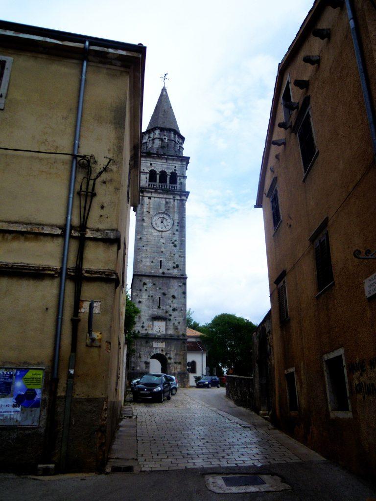zvonika župne crkve Svetog Nikole