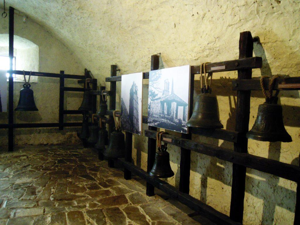 Soba sa zvonima u muzeju