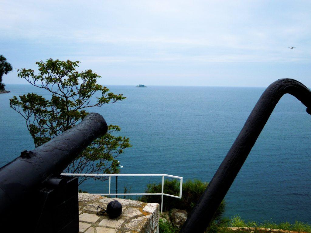 Pogled sa tvrđave, Rovinj