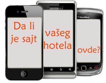 sajt za mobilne telefone