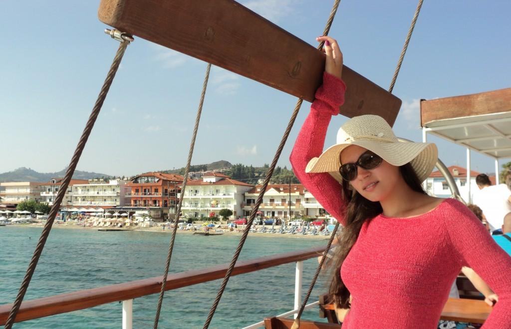krstarenje pefkohori