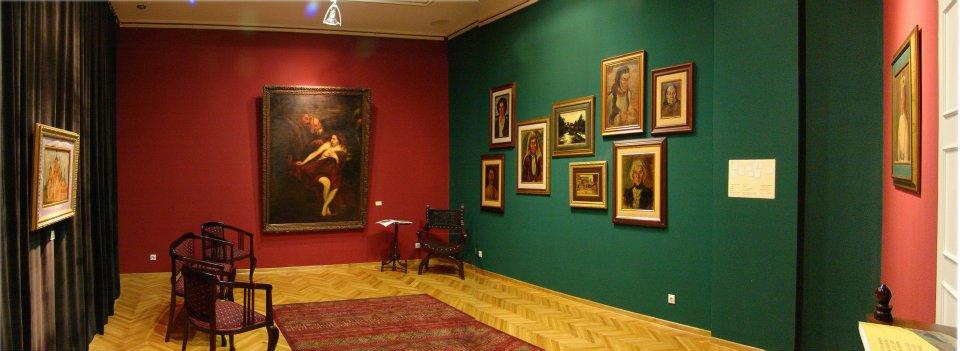 umetnička galerija nadežda petrović
