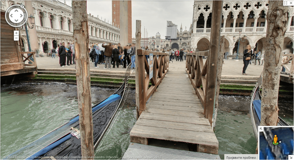 streetview venecija