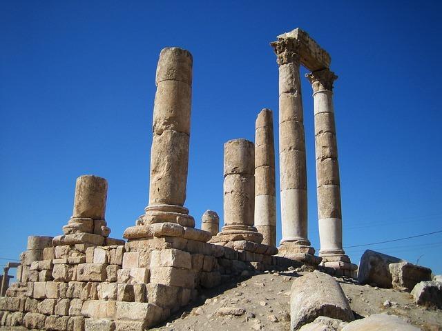 ostaci-herkulov-hram-aman-jordan