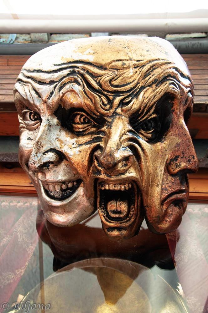 maske venecija