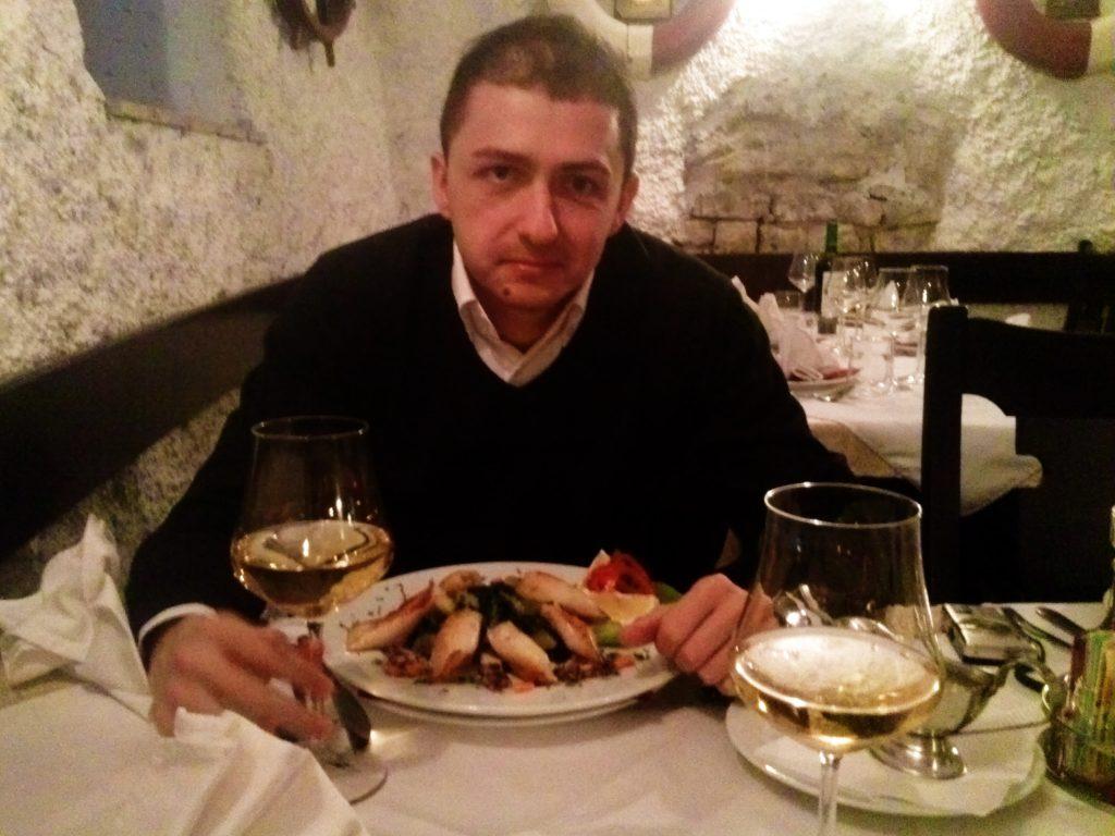 restoran Galeb