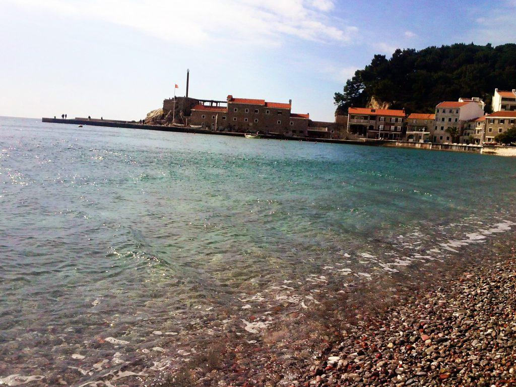 petrovac plaža, crna gora
