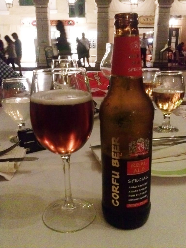 krfsko crveno pivo