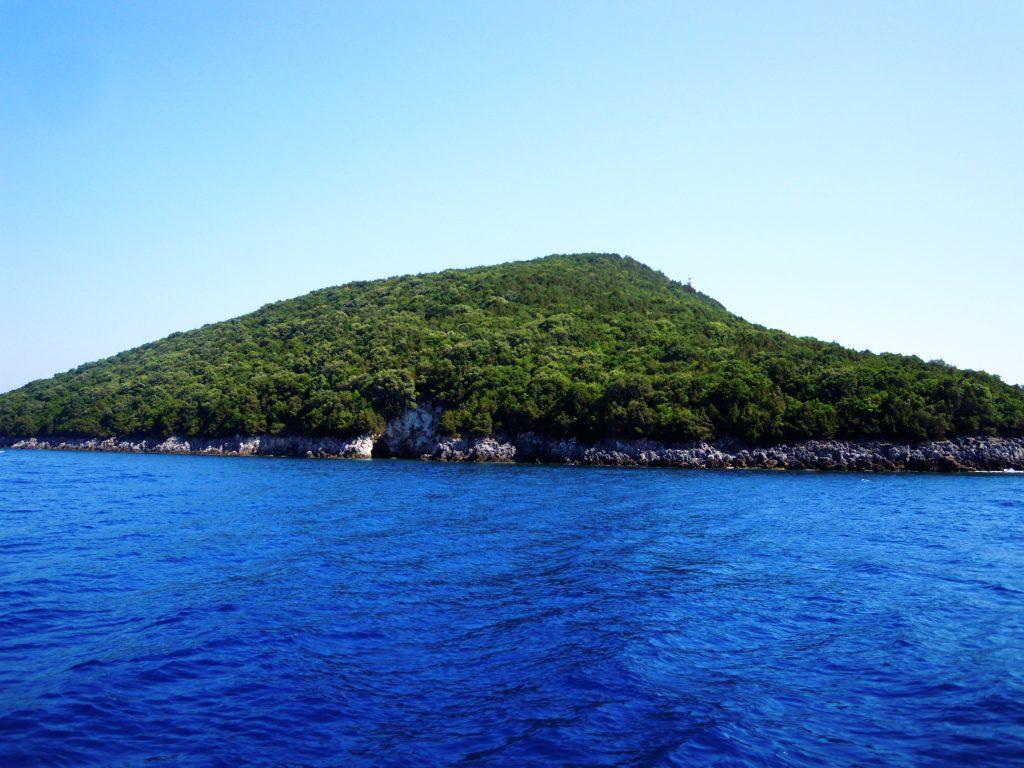 krf - zeleno ostrvo