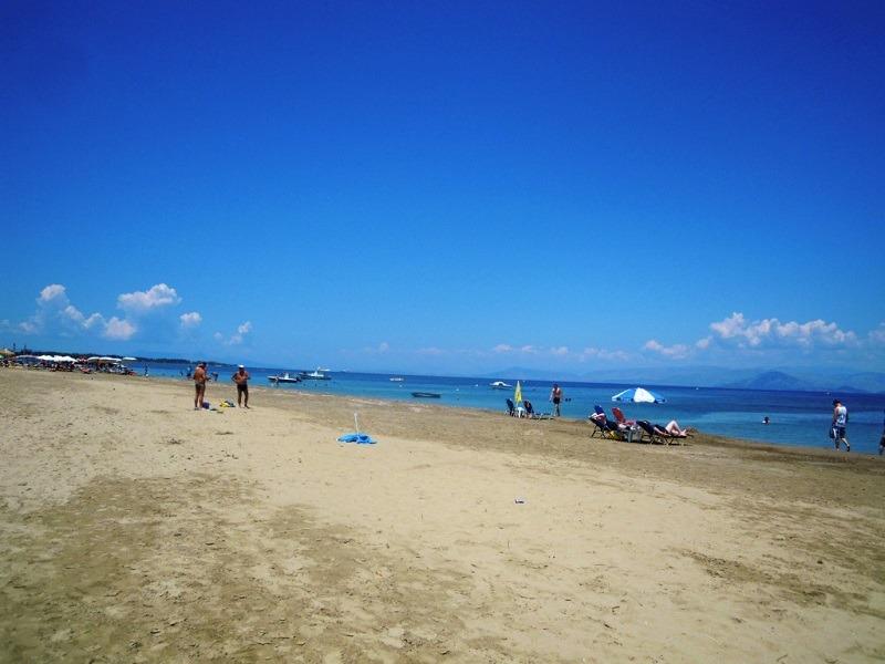 plaža u Kavosu