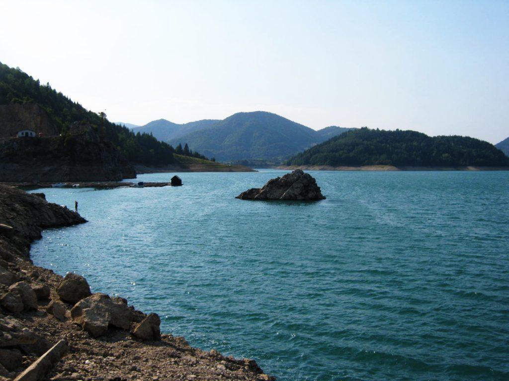zaovinsko jezero tara