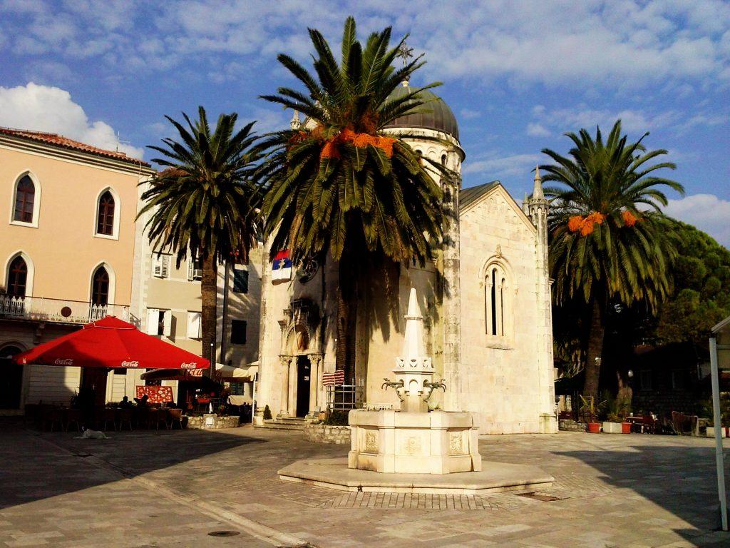 Herceg Novi, Boka Kotorska