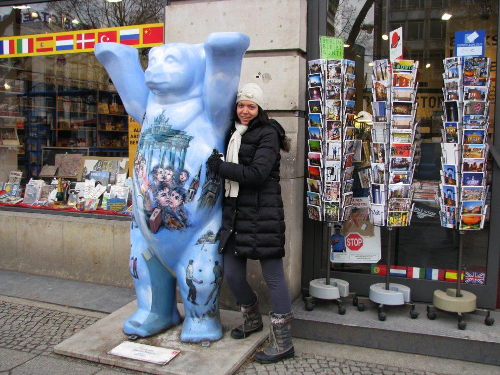 Sa berlinskim medvedom
