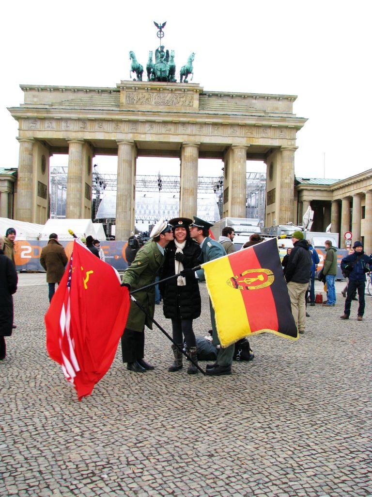 berlin Brandenburška kapija