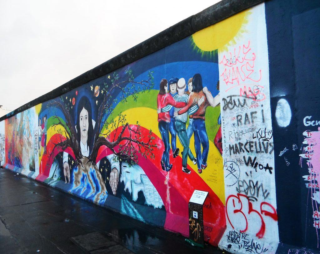 berlinski zid, berlin
