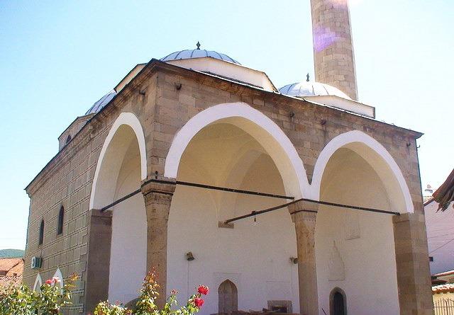 novopazarske džamije