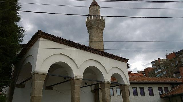 Lejlek džamija u novom pazaru