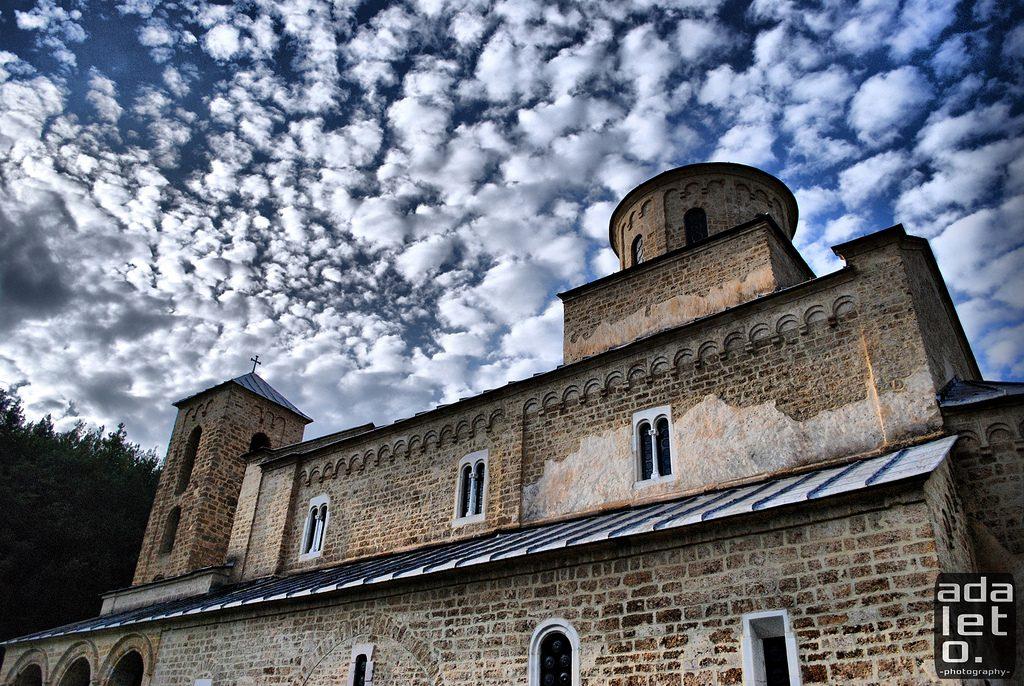 sopoćani manastir kod novog pazara