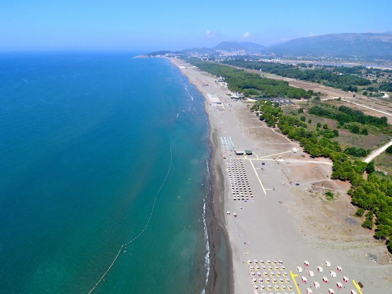 velika plaža ulcinj