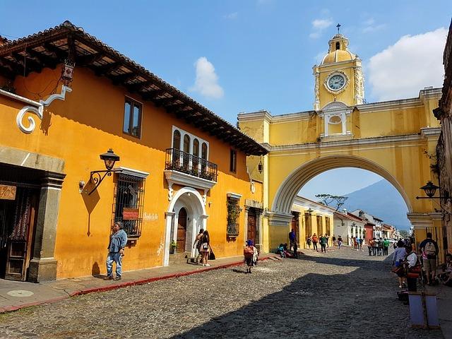 Antiga-Gvatemala