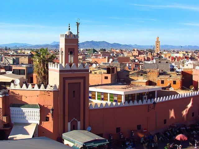 marakec-maroko