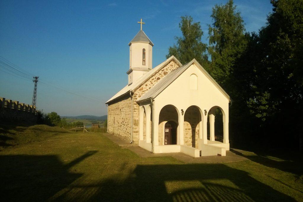 Crkva sv ilije na Vlasini
