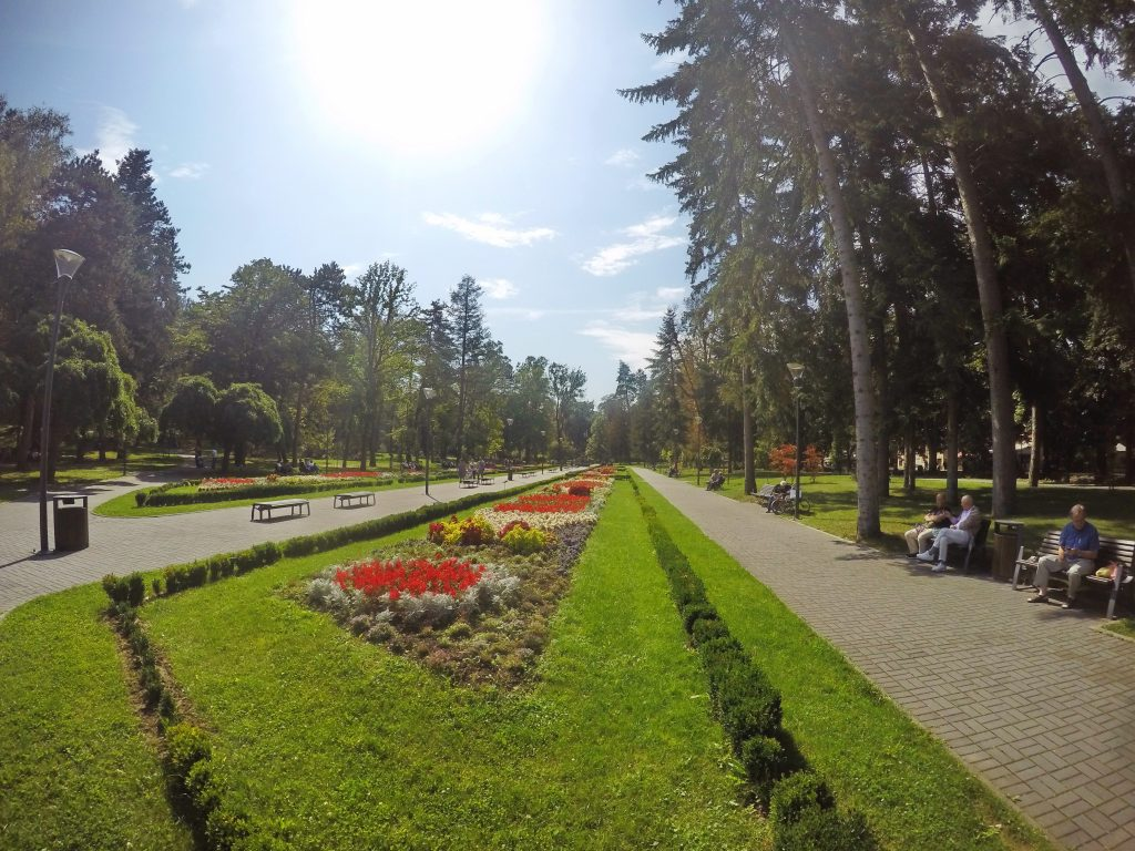 vrnjačka banja park