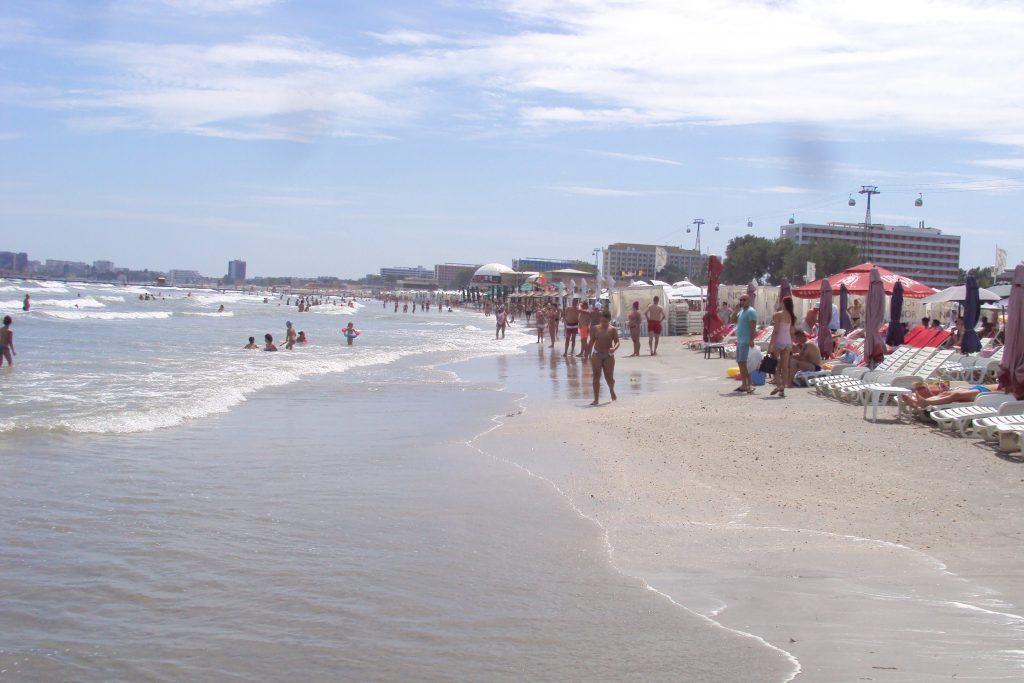 Plaža u Mamaji