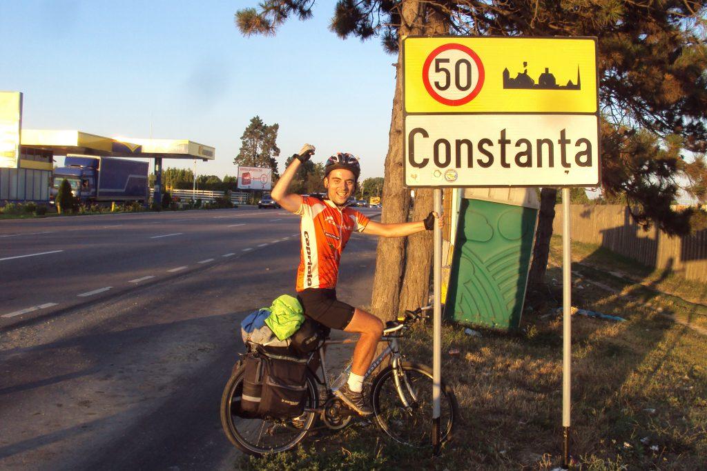 To je to - Konstanca je osvojena!