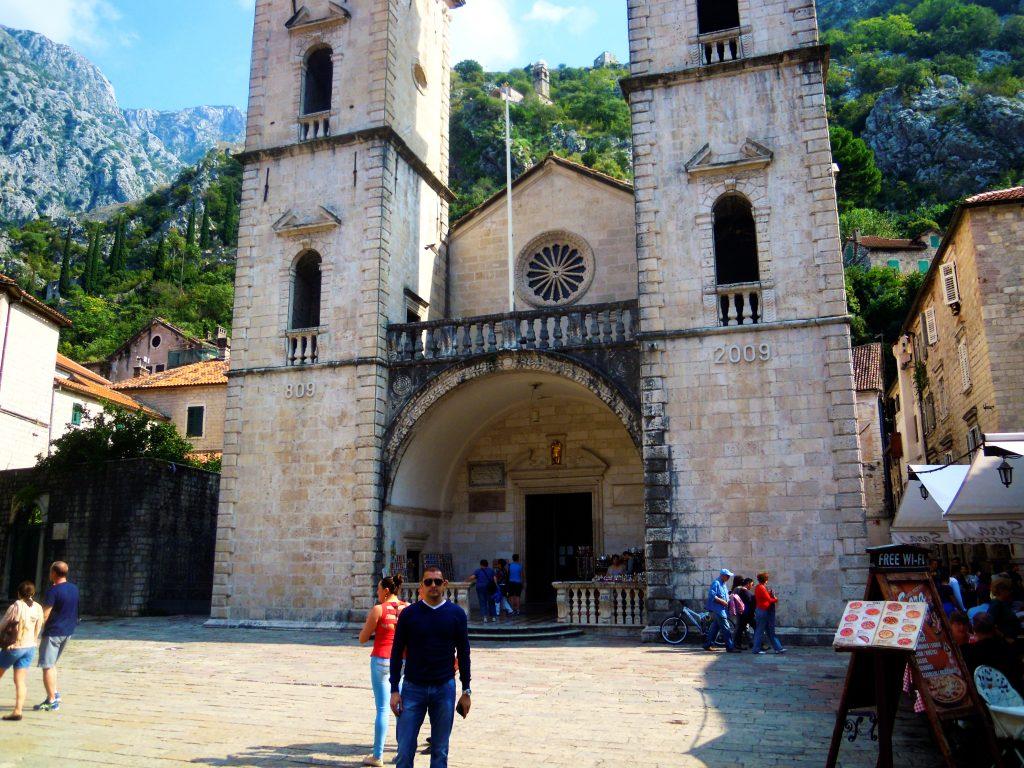 Katedrala svetog tripuna u kotoru