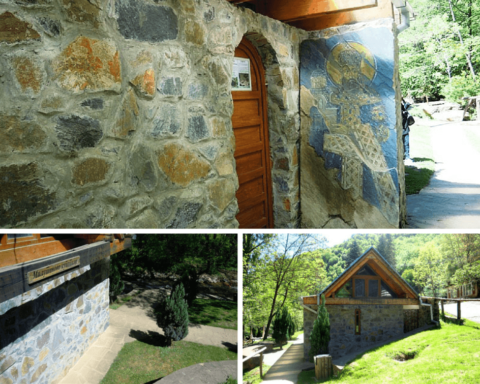 Milutinovo kupatilo u Lukovskoj Banji