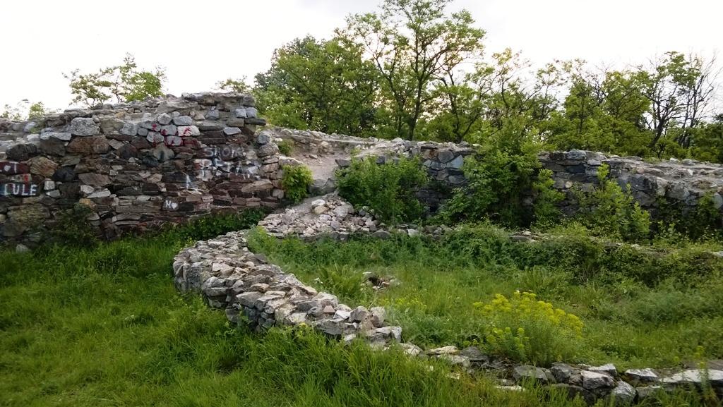 Ostaci Prokupačkog grada na Hisaru