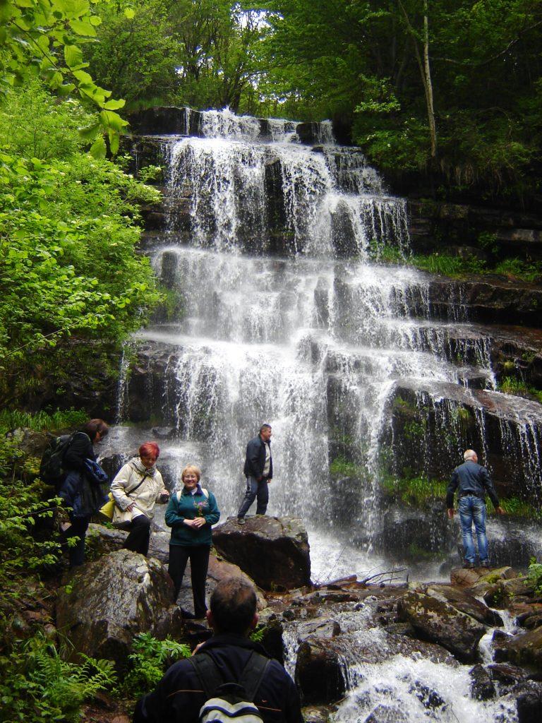 Vodopad-tupavica
