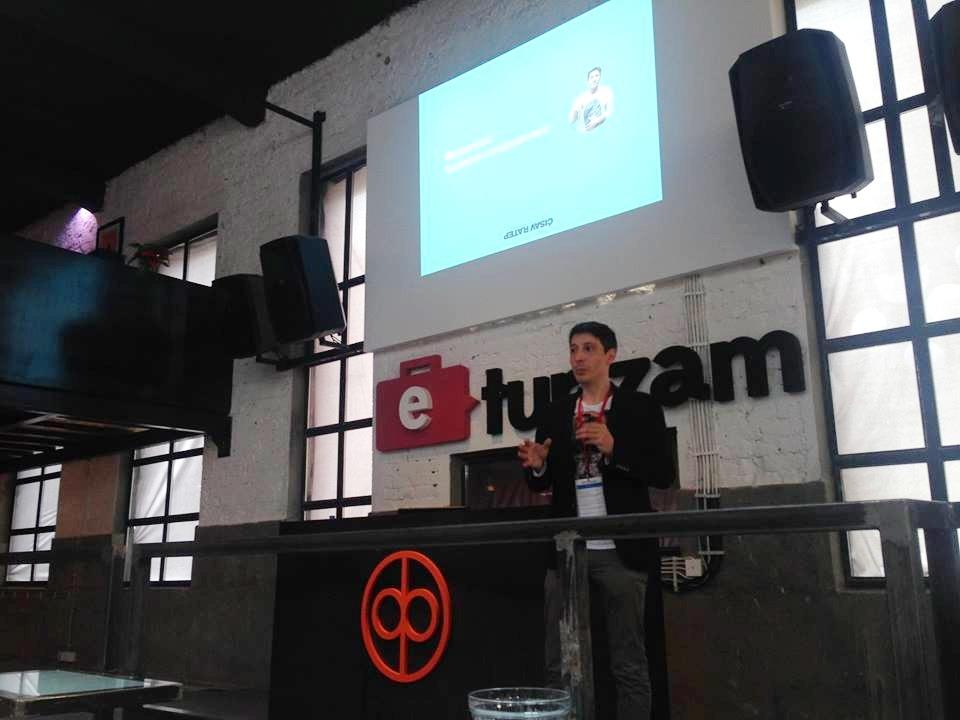 petar vasic e-turizam konferencija