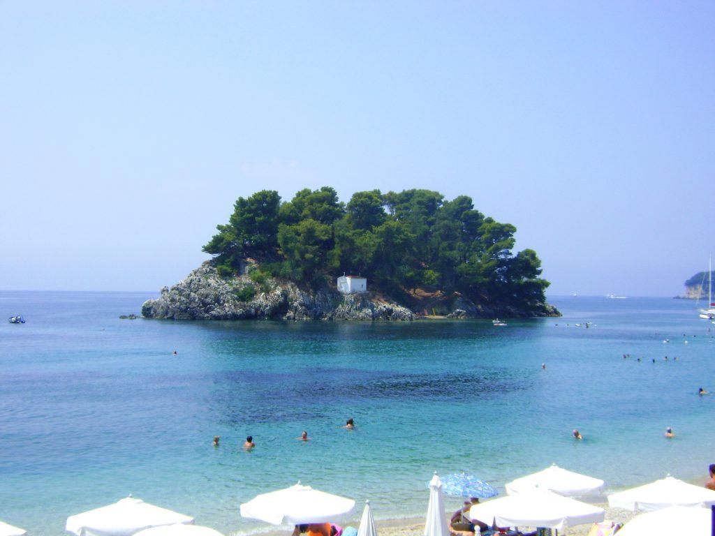 Plaža krioneri parga