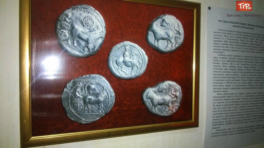 derun srebrni novčić