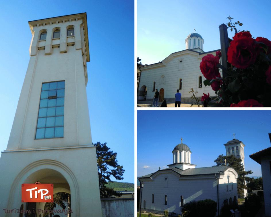 crkva sv. nikolaja vranje