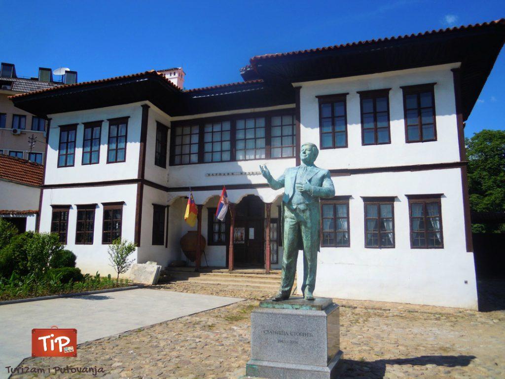 vranje muzej stanisa stosic