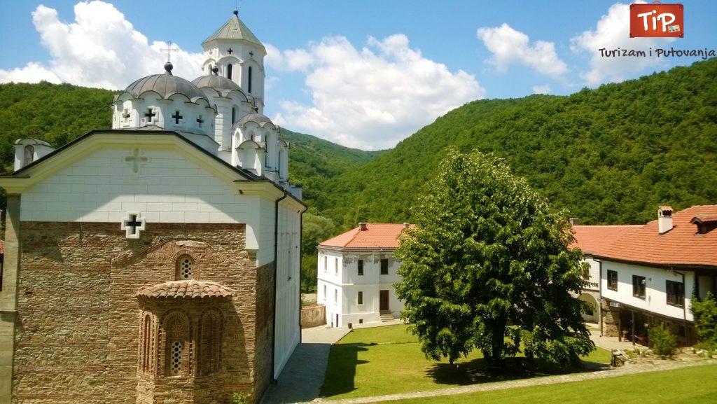 manastir prohoro pcinjski