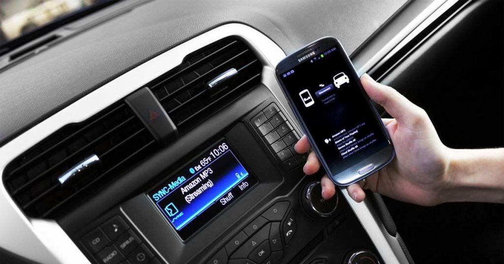 aplikacije u kolima putovanja