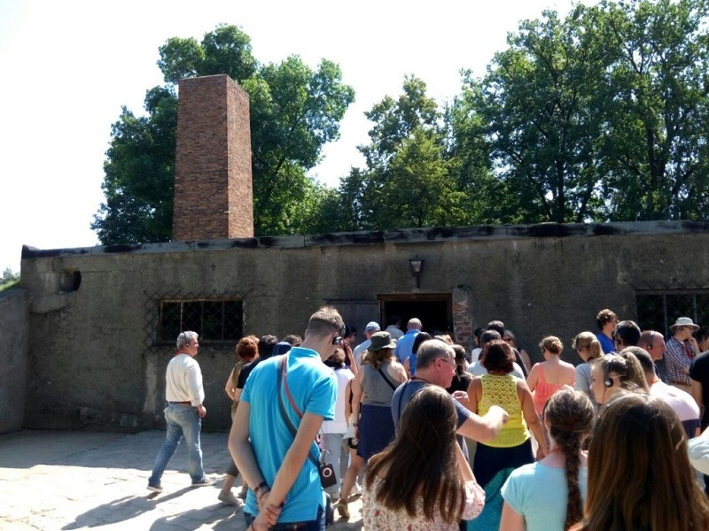 Krematorijum u logoru
