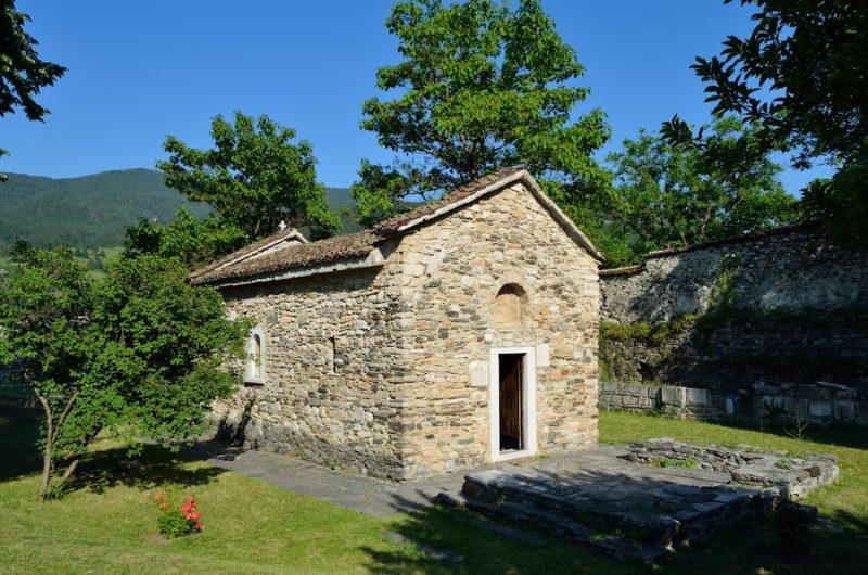 Studenica - crkva sv. nikole