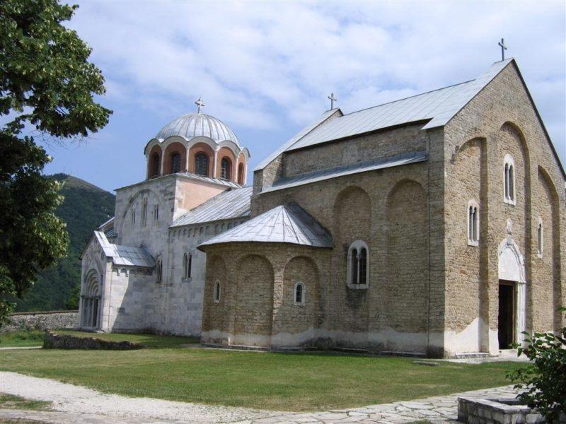 studenica - bogorodičina crkva
