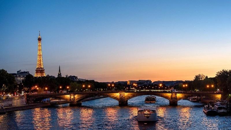 plovidba Senom Pariz
